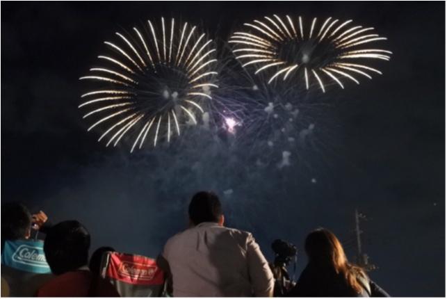 【★//日本三大花火】茨城にある土浦の花火大会へ行ってきました!!今年も大迫力♡♡大量写真でお届けします!_6