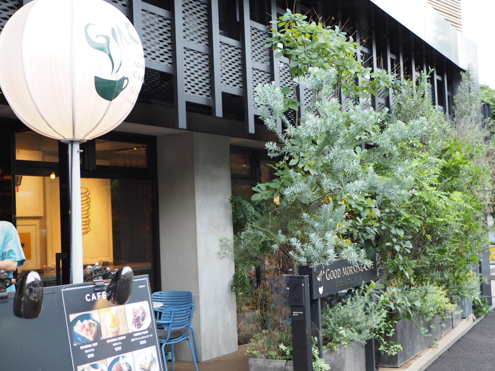 【千駄ヶ谷】「GOOD MORNING CAFE」のお洒落テラスLUNCH❃❃❃_10