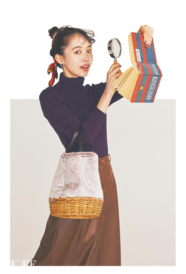 注目のきれい色【パープル】コーデ見本 | ファッション(2018年秋冬編)_1_7