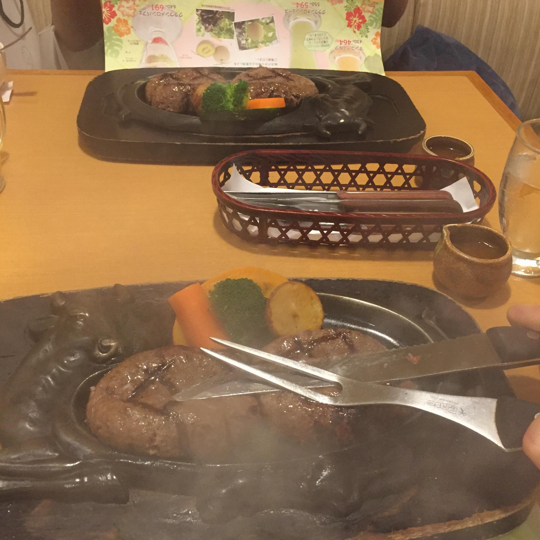 静岡県民のソウルフード!【炭焼きレストランさわやか】のげんこつハンバーグ!_7