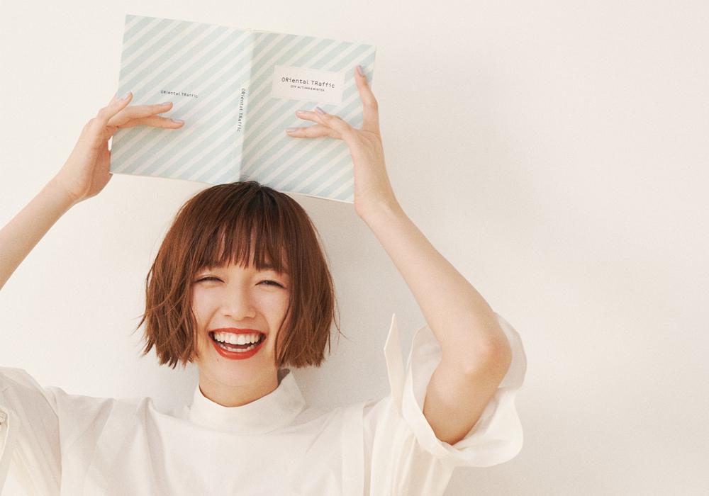 佐藤栞里が『オリエンタルトラフィック』2019秋冬のイメージモデルになりました♡_2