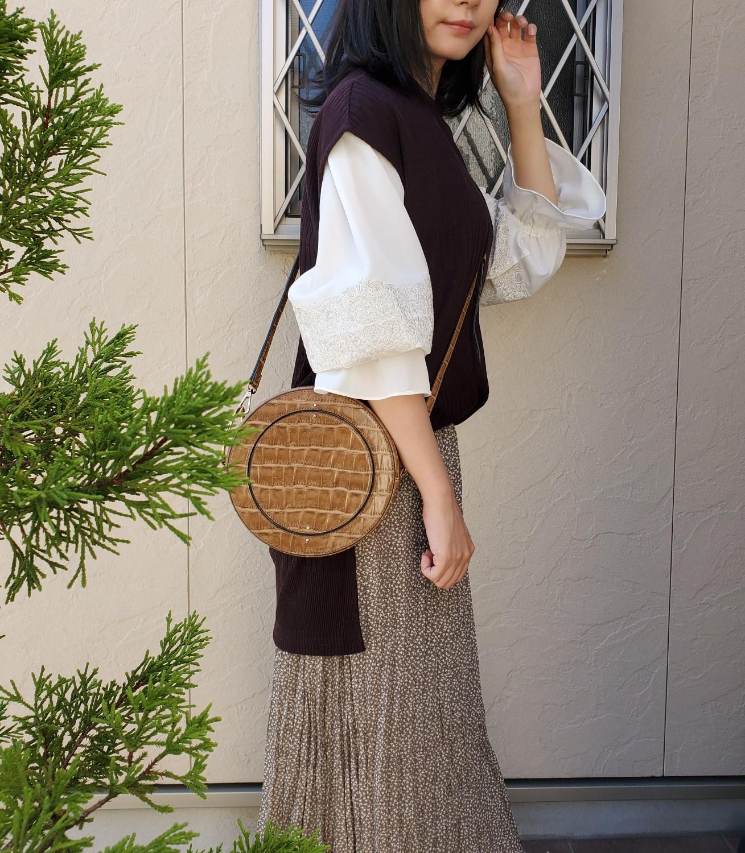 ≪夏のセール戦利品≫ 残暑から秋の着回しプチプラコーデ☆_5