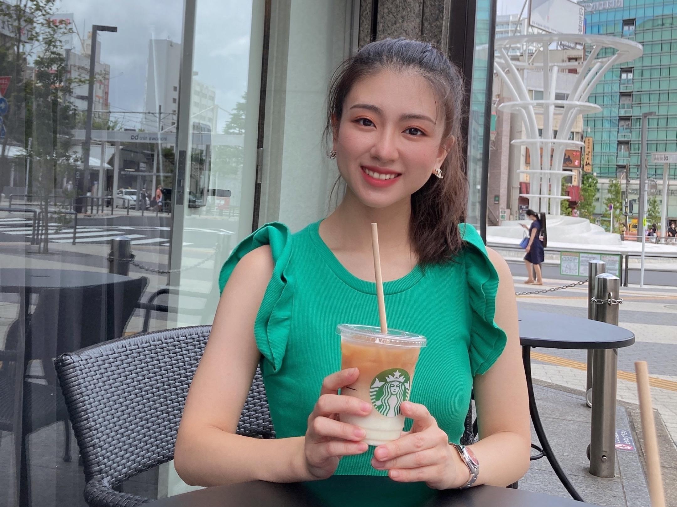 【スタバ新作】ほうじ茶&クラシックティーラテをカスタム_1