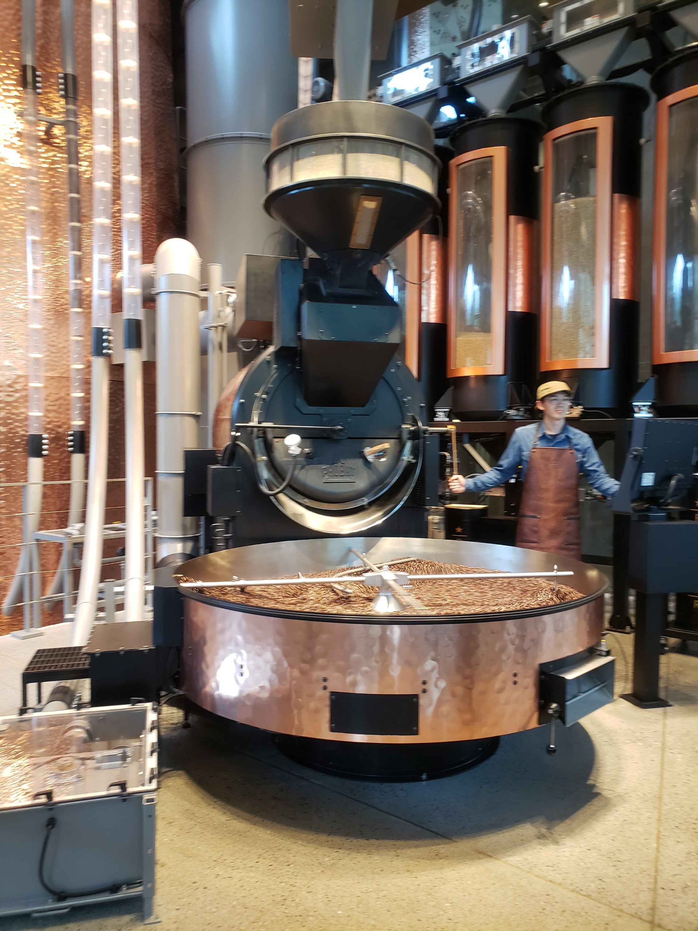 [STARBUCK RESERVE ROASTERY TOKYO]は、まるでテーマパーク☆第1段_7