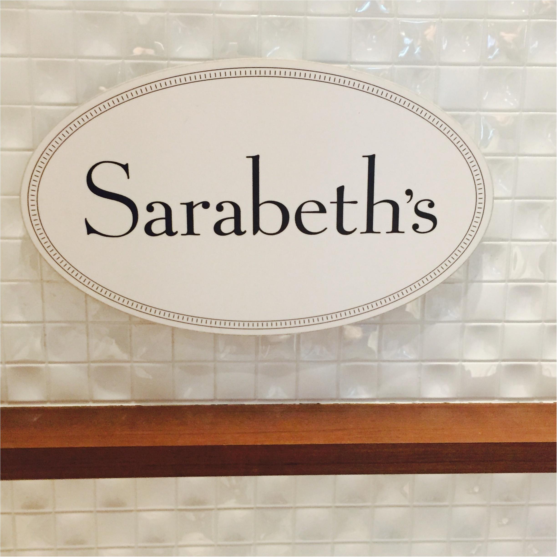 『NYの朝食の女王』♡サラベス《Sarabeth's》でブランチ女子会はいかが?_1