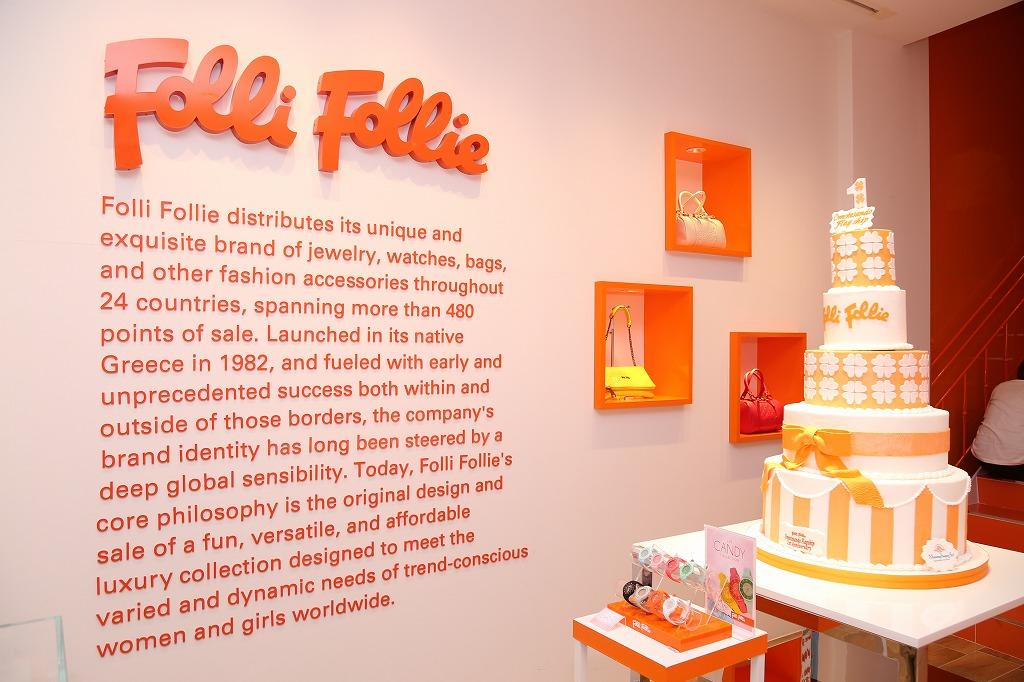 「Folli Follie Candy Watch Collection」ローンチパーティに潜入!_2