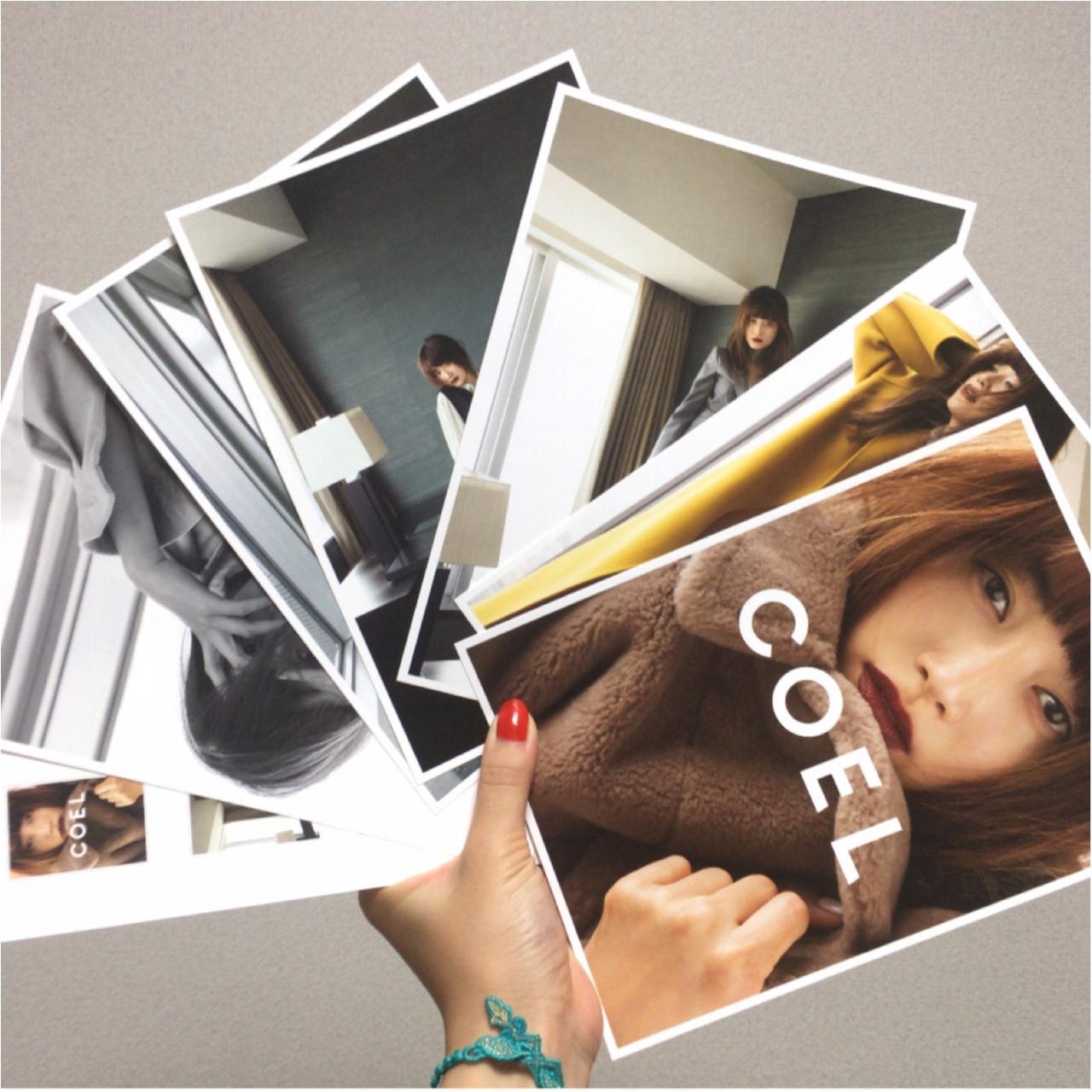 """モデル*ヨンアちゃんディレクションのブランド""""COEL""""のデビューコレクション/ポップアップストアに行ってきました!♡_8"""