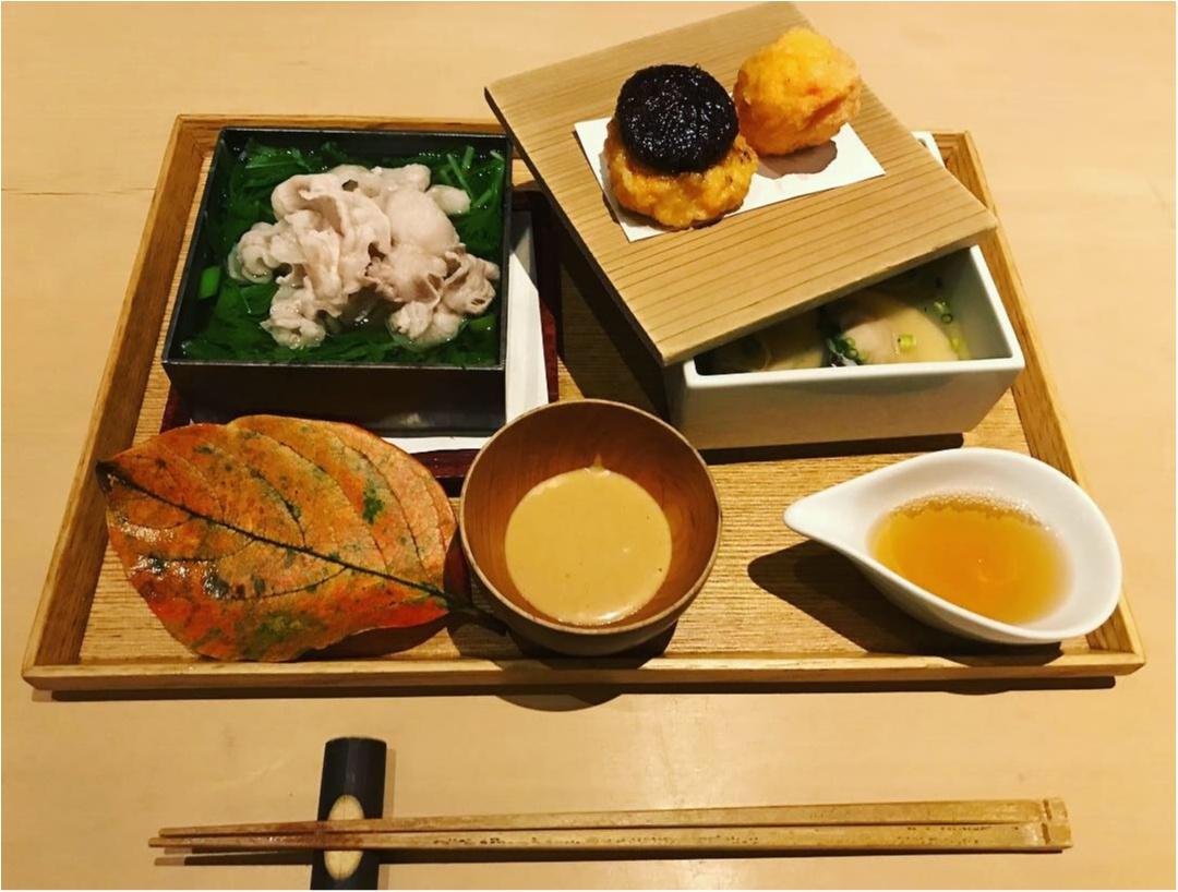 【東京】茶酒 金田中【表参道】和食_6