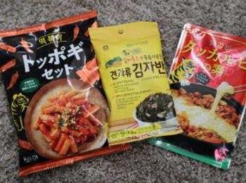 《おうちで海外旅行気分❤️》【KALDIグルメ】-韓国料理篇-