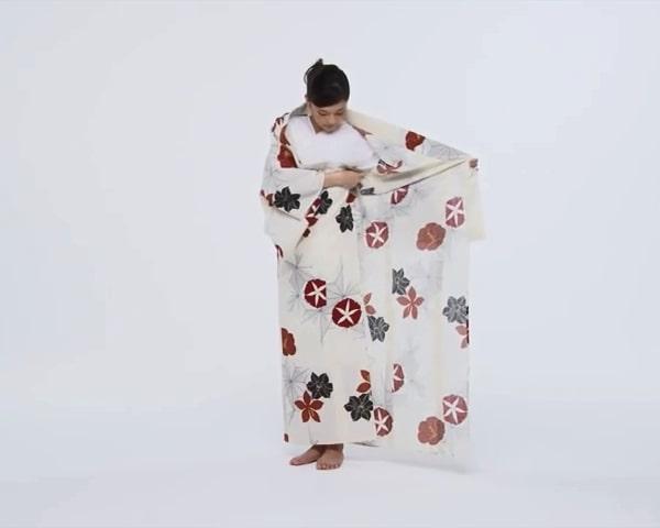【わかりやすい動画付き】浴衣のセルフ着付け・帯の結び方 - 一人でできる! 女性の浴衣の着方は?_15