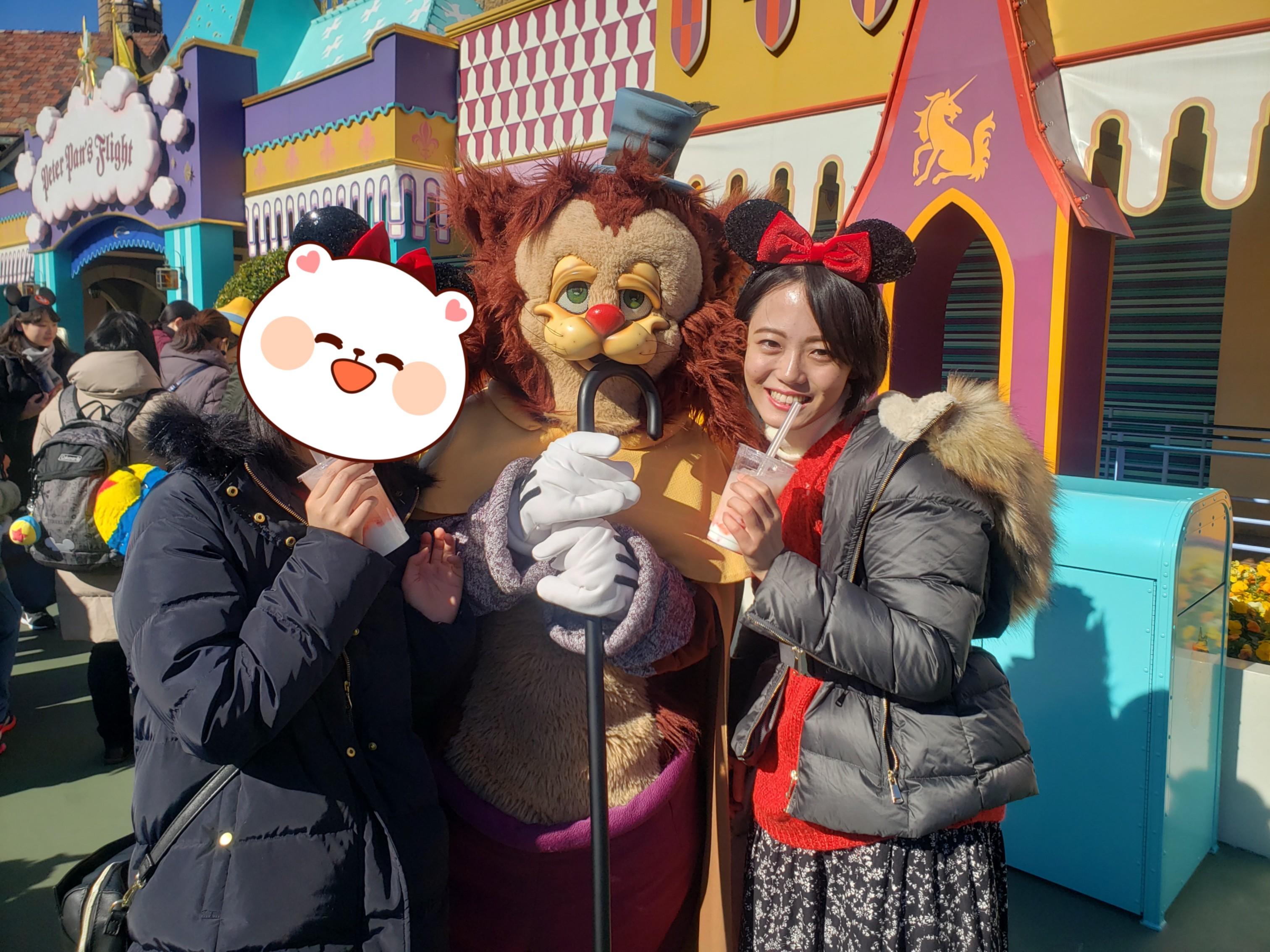 あっちもこっちもミニーちゃん仕様❤️詳しい友達とディズニーランドへ行ってきた!_5