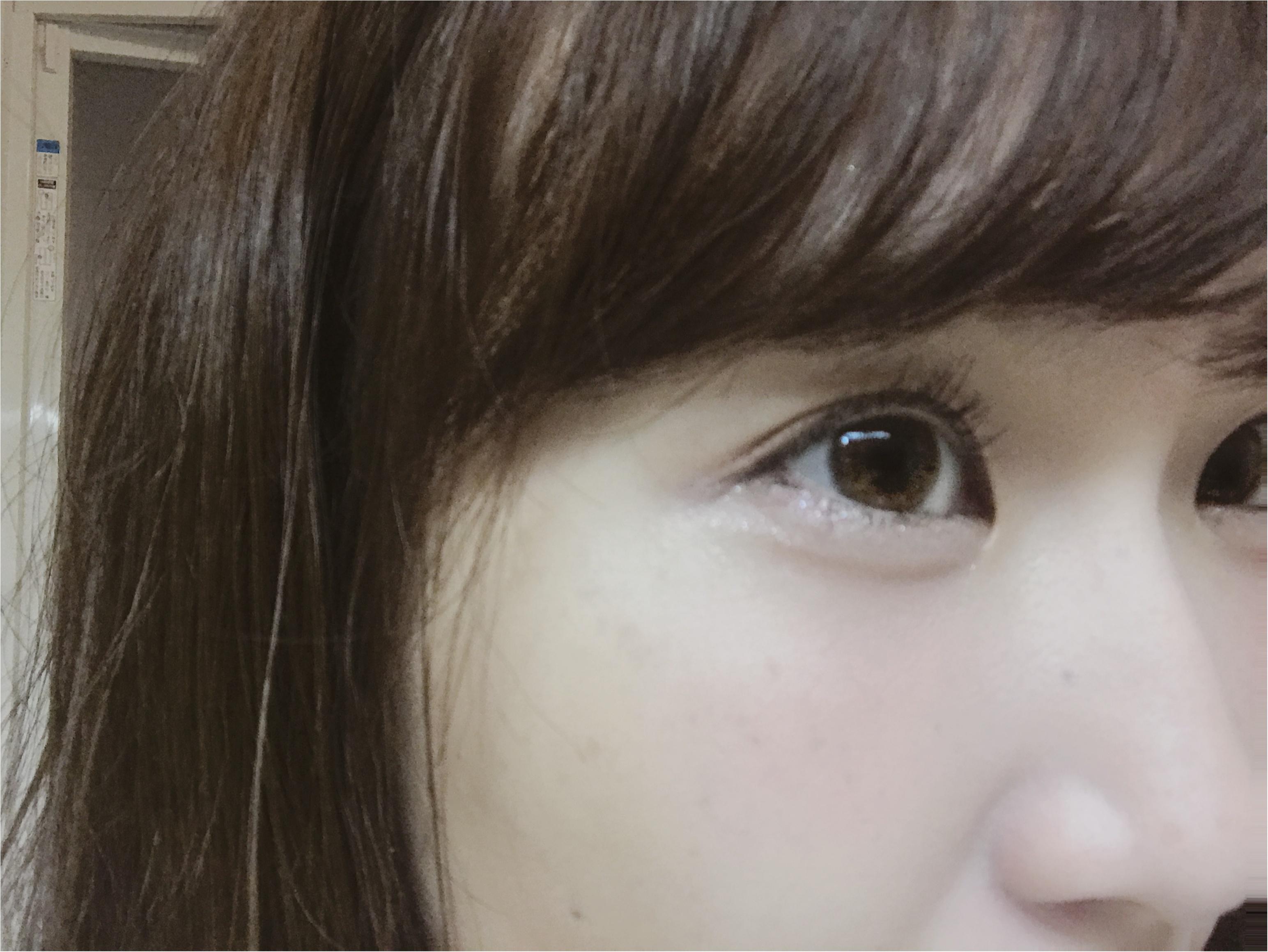プチプラコスメで簡単メイク♡愛され顔に必須のぷっくり涙袋の作り方_12