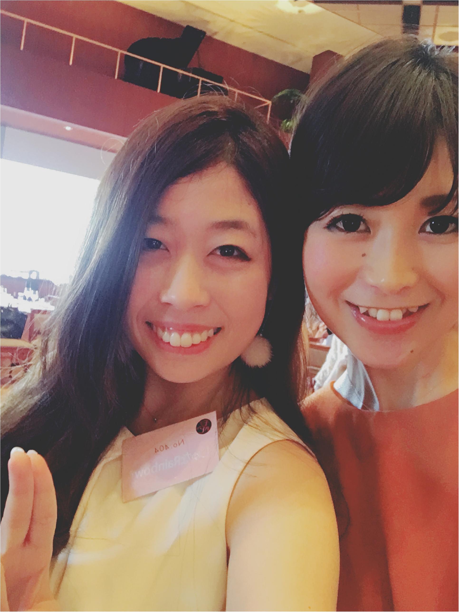 おしゃれ部員大集合!!年に一度のお楽しみ♡モアハピ大女子会byじゅな_12