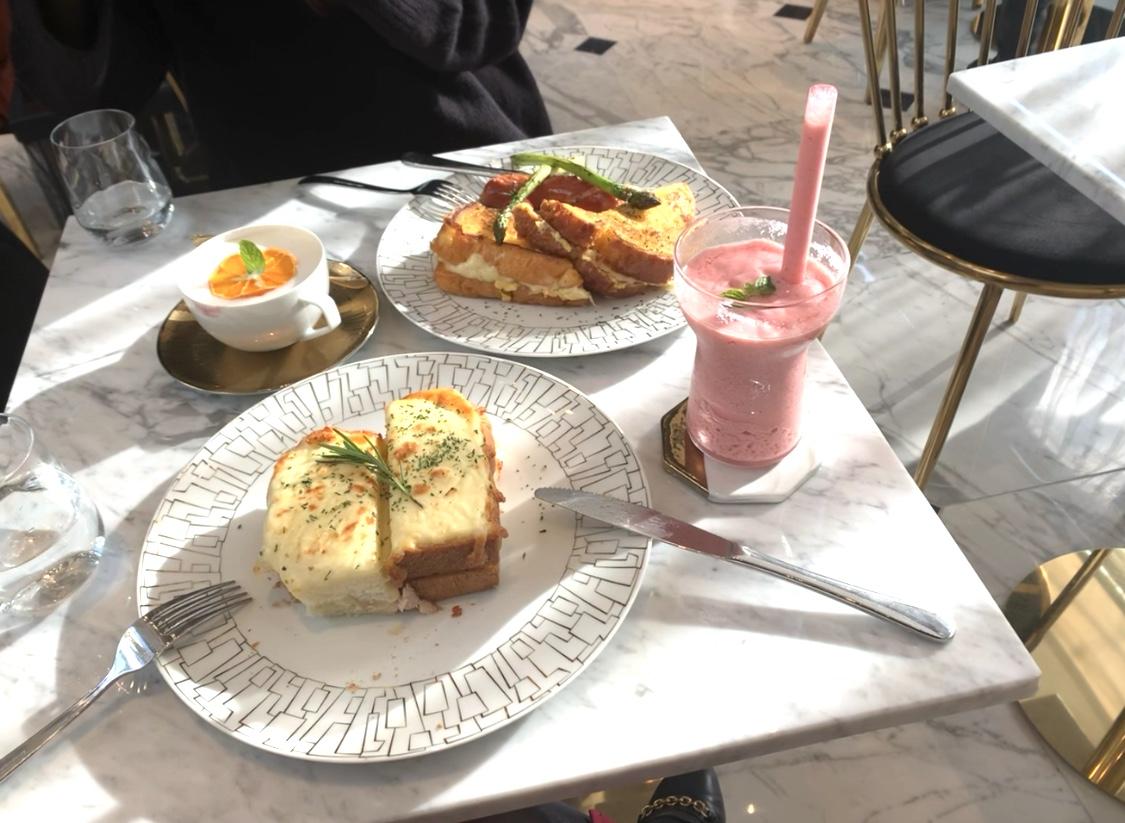 【 Cafe 】美意識も上がる!??とっても美味しくて可愛いCafe♡_2