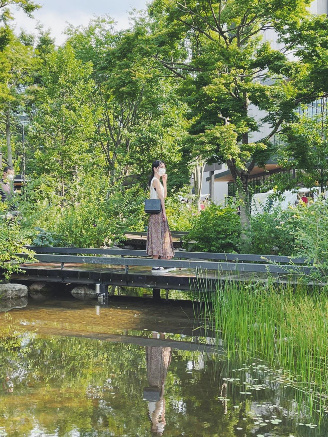 【手ぶらピクニックできる♡】立川『GREEN SPRINGS』で癒しの週末を_6