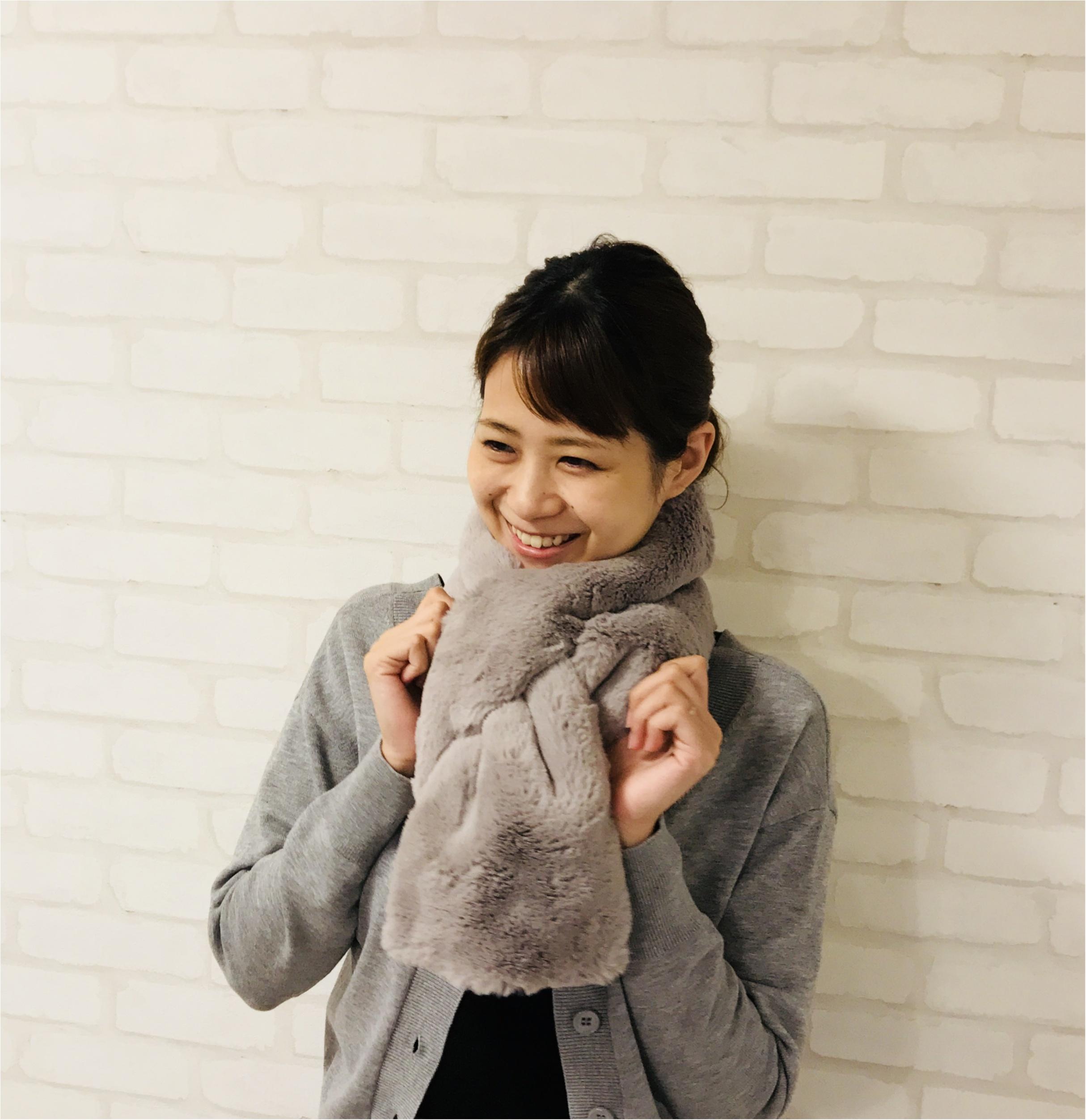 【 コーデ】組曲×MOREのコラボ♡ニットセットアップ&ファーティペットでMOREレディ♡_3