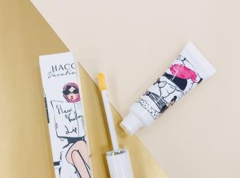 夏のワクワク時間のお供に、HACCIの極上リップ美容液を