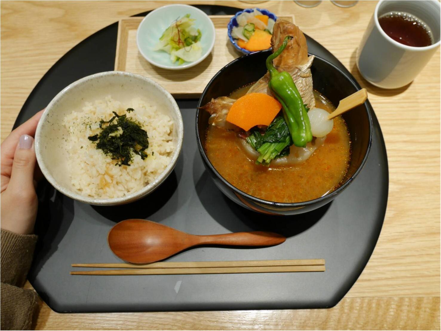 スープストックトーキョーが和食のお店「おだし東京」をはじめました。_4