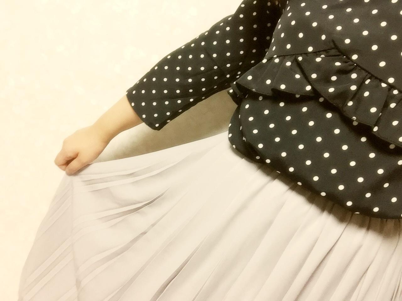 『グレー』×『秋カラー』で今日から始める秋のファッション♡*_4