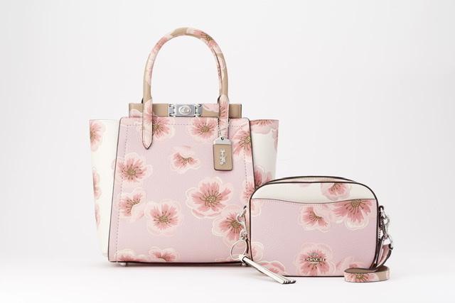"""バッグに春来たる♡『コーチ』の""""Sakura""""コレクションが日本限定で発売中!_2"""