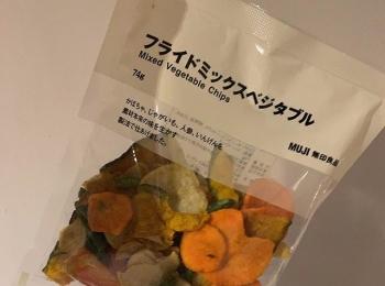 『無印良品』の「フライドミックスベジタブル」がお気に入りの和田えりかさん。Premiumインフルエンサーズのインスタ拝見!