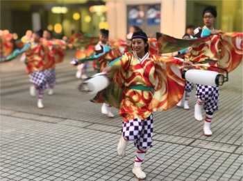 【11/2〜11/4】全国のよさこい踊りが東京で!!