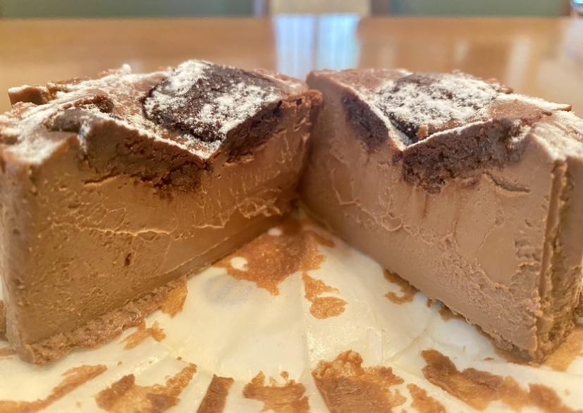 【GAZTA】チョコレートバスクチーズケーキを初体験!_5