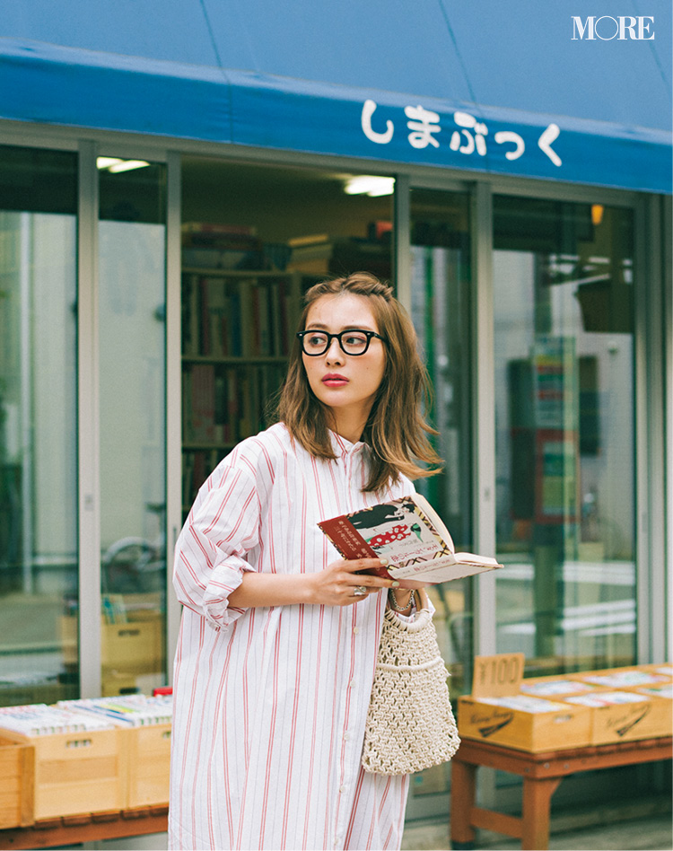 """ALL 1万円以下♡ PVCもかごも巾着も、""""持つだけで映える""""バッグだけ集めてみた!記事Photo Gallery_1_5"""