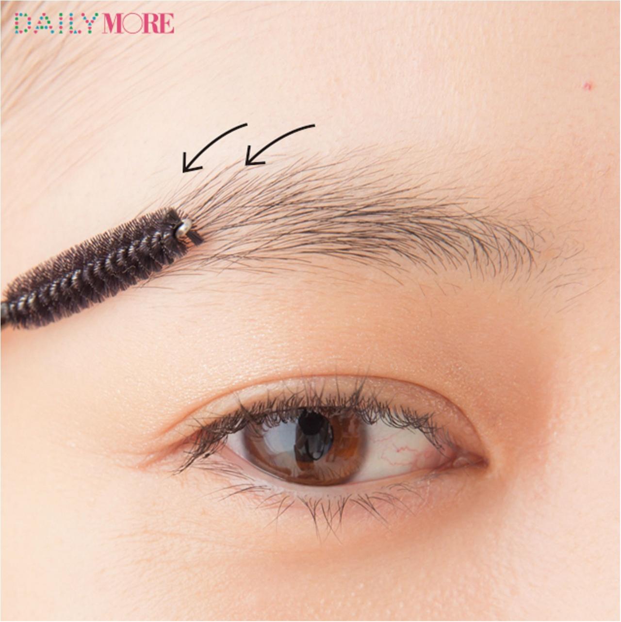 平行眉メイク特集 - 眉毛の形の整え方、描き方のポイントまとめ_39