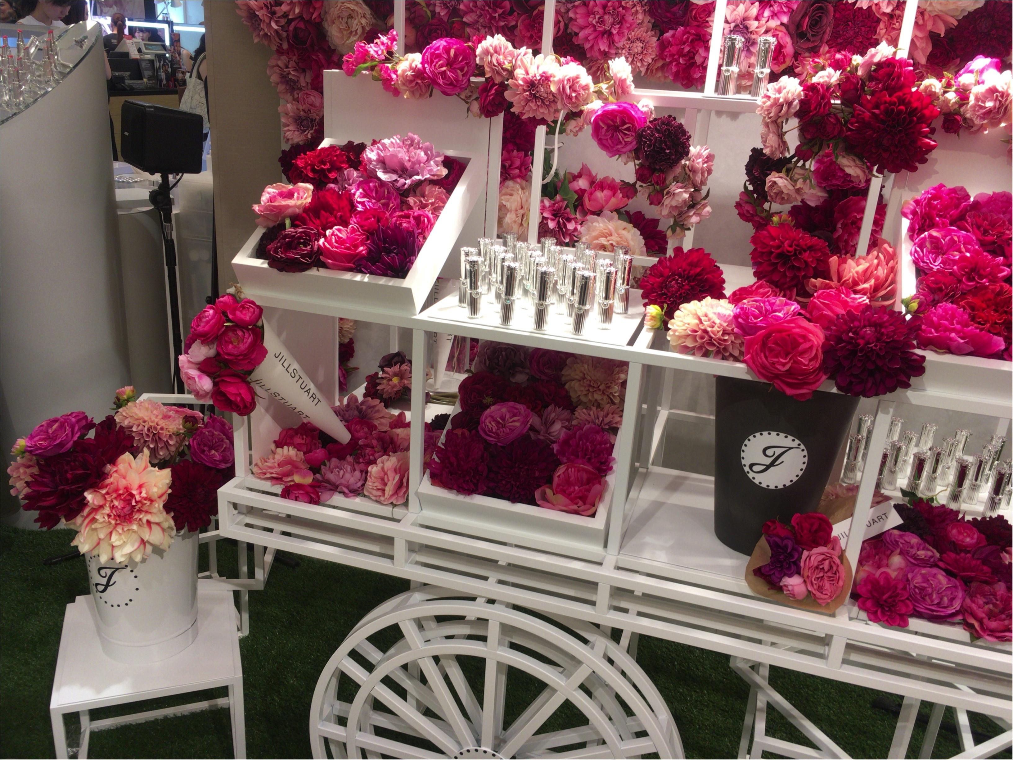 【ピンク色の刻印リップ】ジル新作秋コスメ♡限定イベント《ブロッサム》三都市開催!先着プレゼントも豪華♡_4