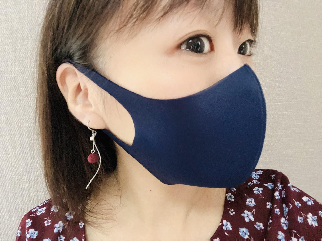 【秋冬マスク】マスクも衣替え!あったか発熱素材の《ヒートマスク》が優秀♡_3