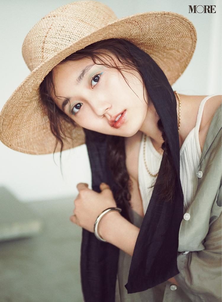 モデル・鈴木友菜
