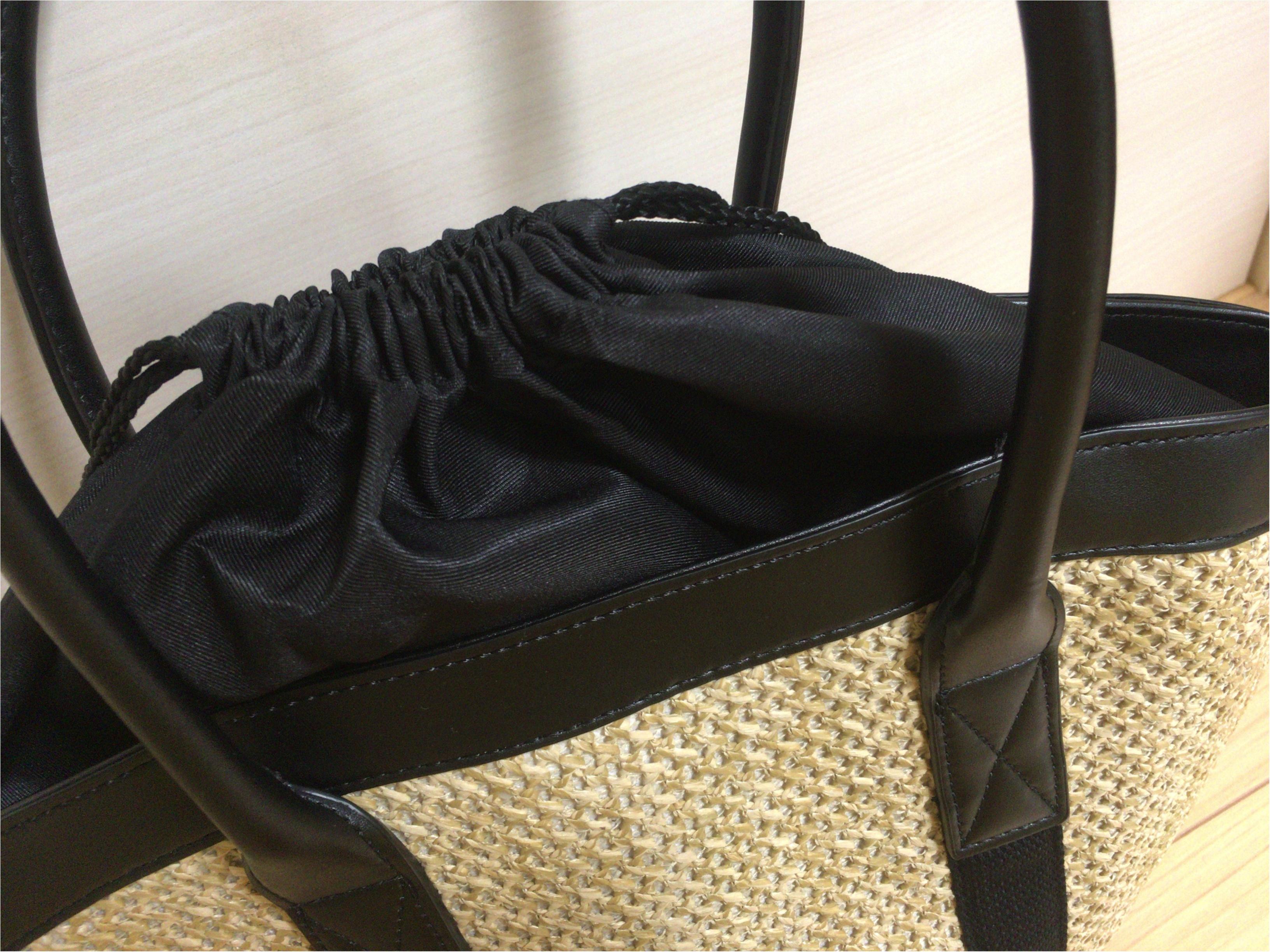 【SALE】990円!GU《カゴトートバッグ》可愛い♡夏ファッション必須アイテムをさらに安く♡_3