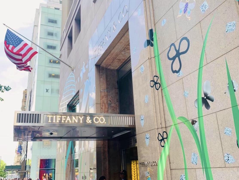 【思い出投稿】〈NY〉予約困難の大人気ティファニーカフェ『The Blue Box Cafe』_1