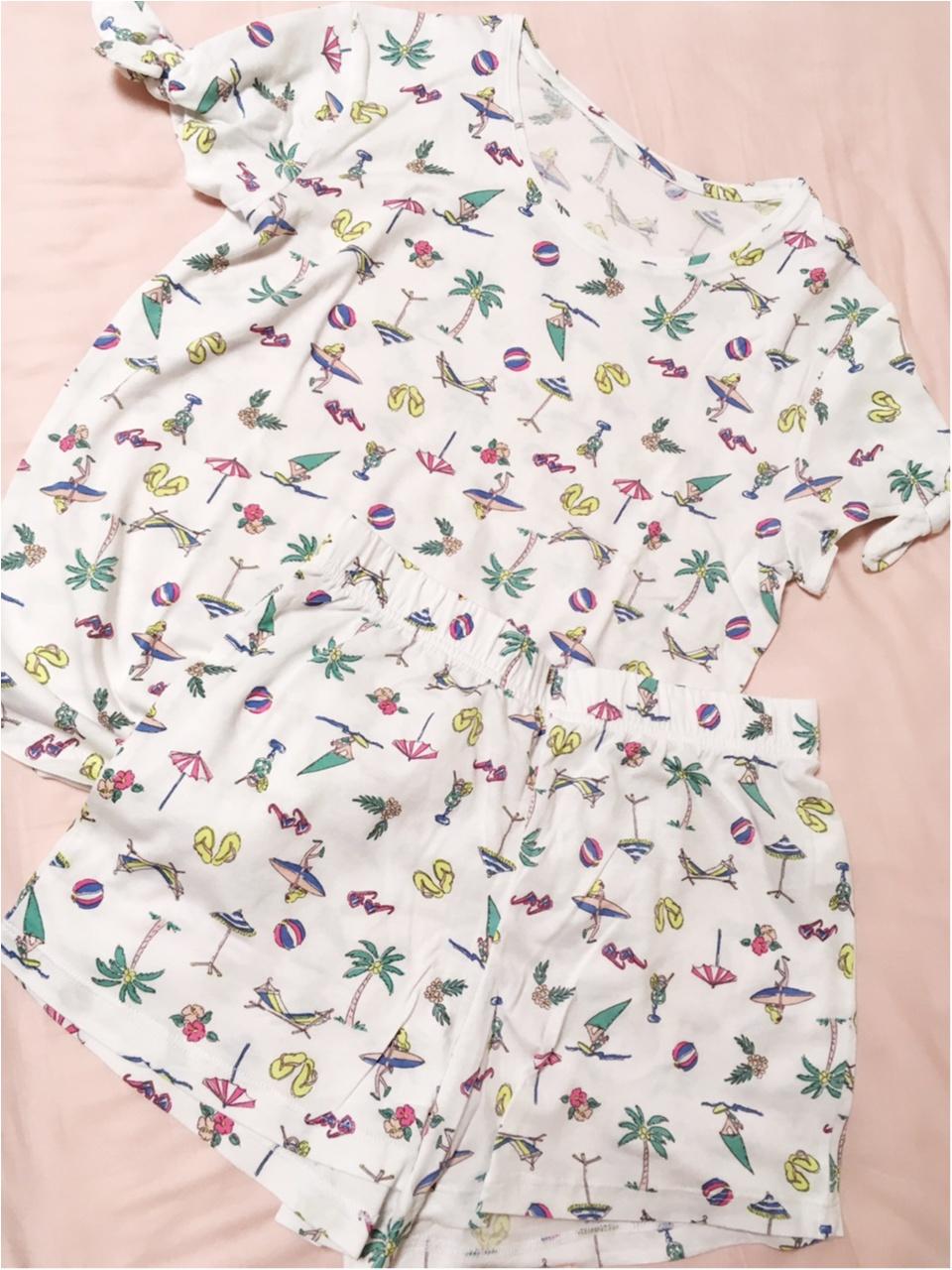 【GU】パジャマだけじゃない!楽〜にのんびりくつろげる♡【ラウンジウェア】にも大注目!!!_3