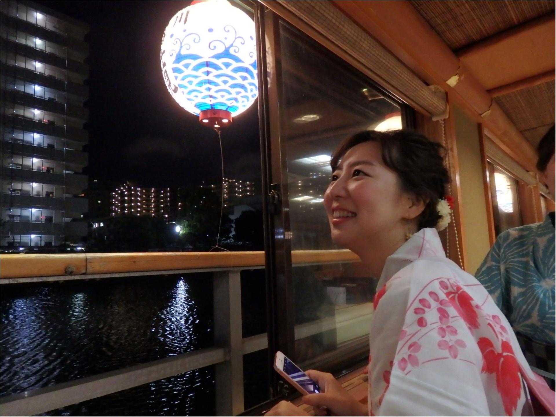 ゆかた屋形船女子会♡MORE8月号掲載『トレンドプレゼン大会』裏側レポ♡_11