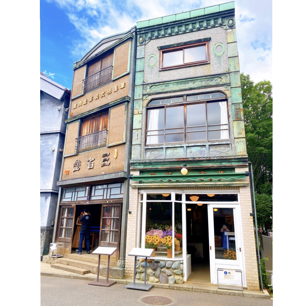 【江戸東京たてもの園】レトロな建物に癒される♡広くて楽しい屋外博物館_1