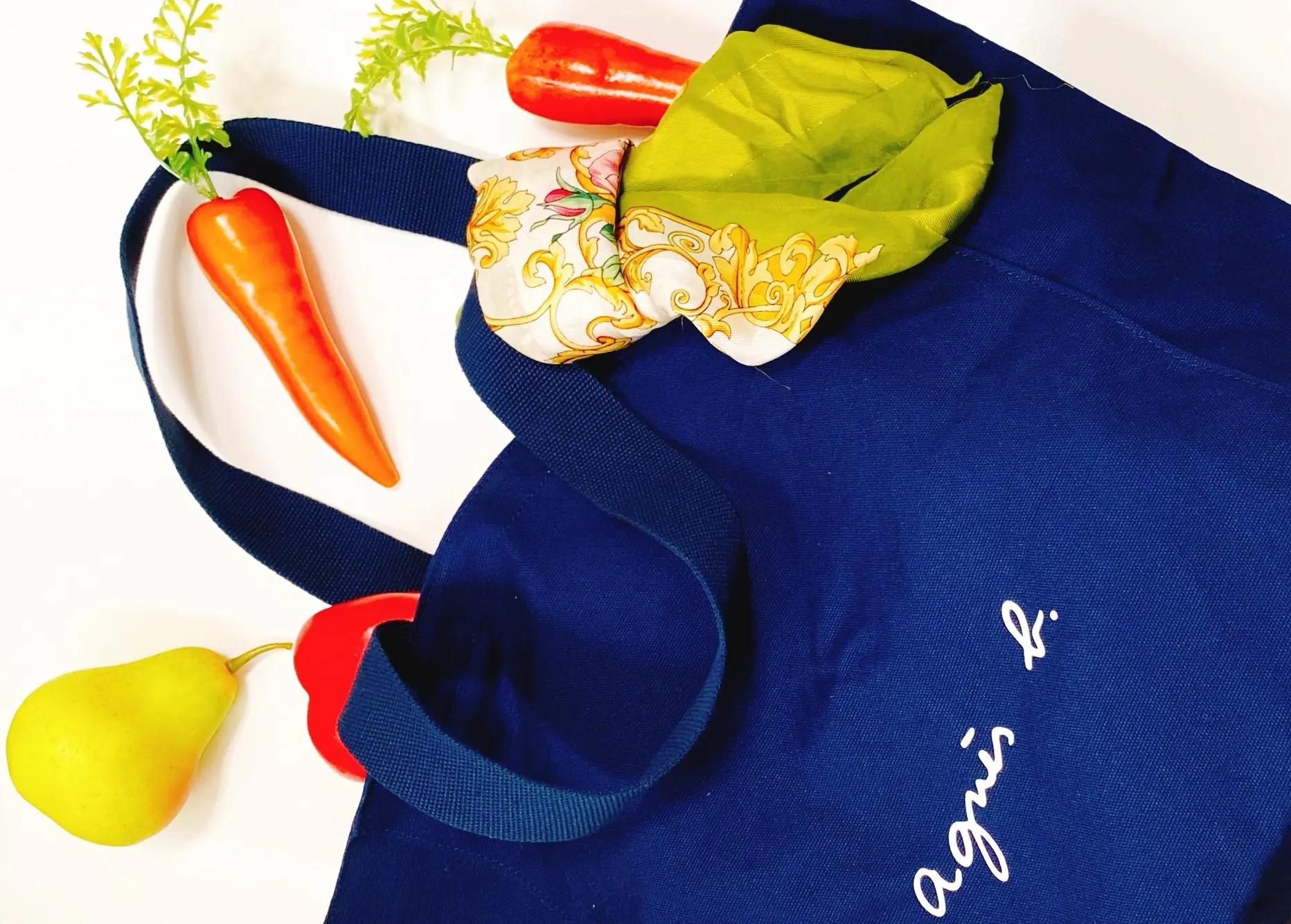 【働く女性のエコバッグまとめ】人気ブランドのおしゃれなバッグも♡ MOREインフルエンサーズのMyバッグ特集_9