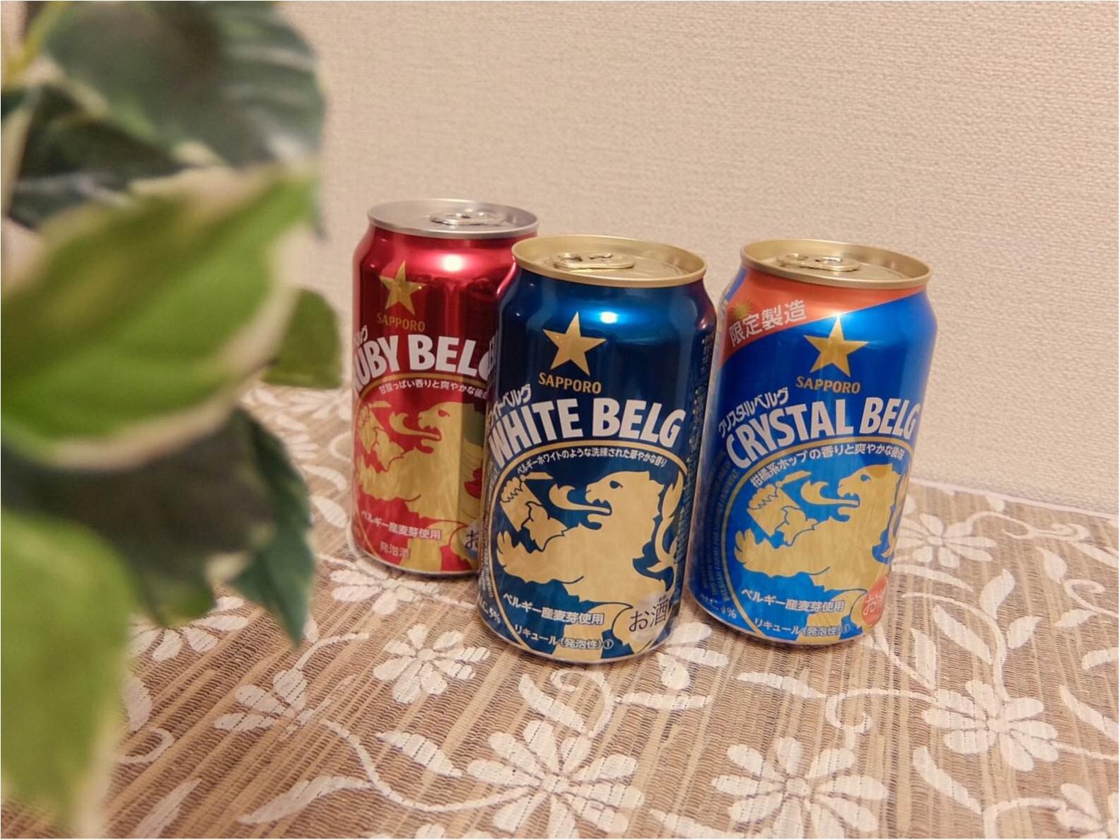 セシルちゃんもおすすめ!ホワイトベルグフェスで3種のお酒を飲み比べ♡_6