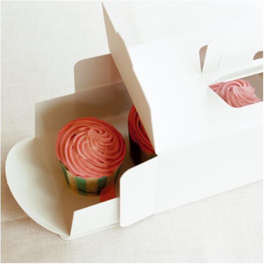 バレンタインはおうちでチョコパ♡ きゅんと甘酸っぱい「very berry カップケーキ」レシピ_2