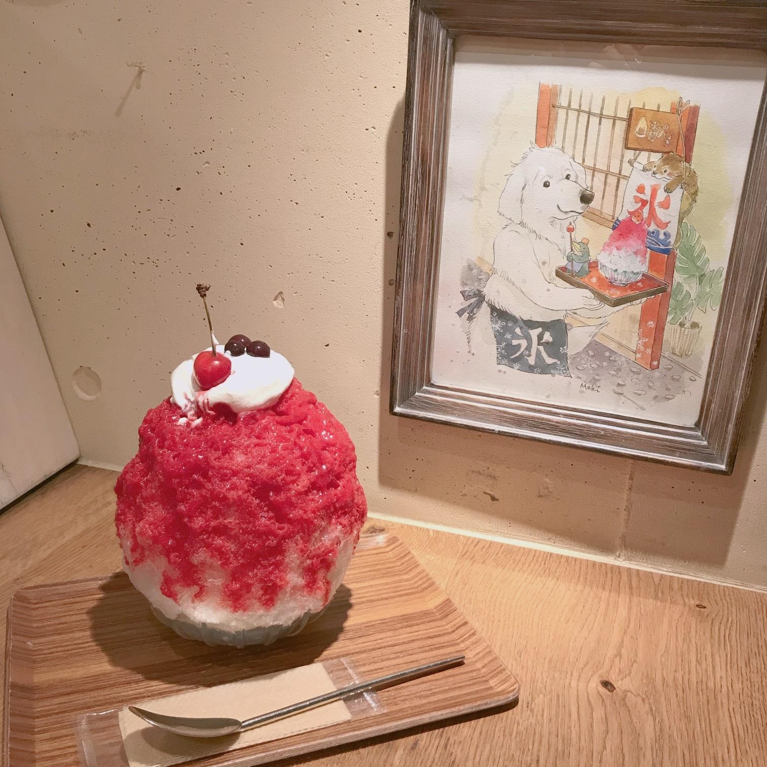 東京のおすすめかき氷特集 - 20代女子に人気のかわいくて美味しいかき氷店10選_18