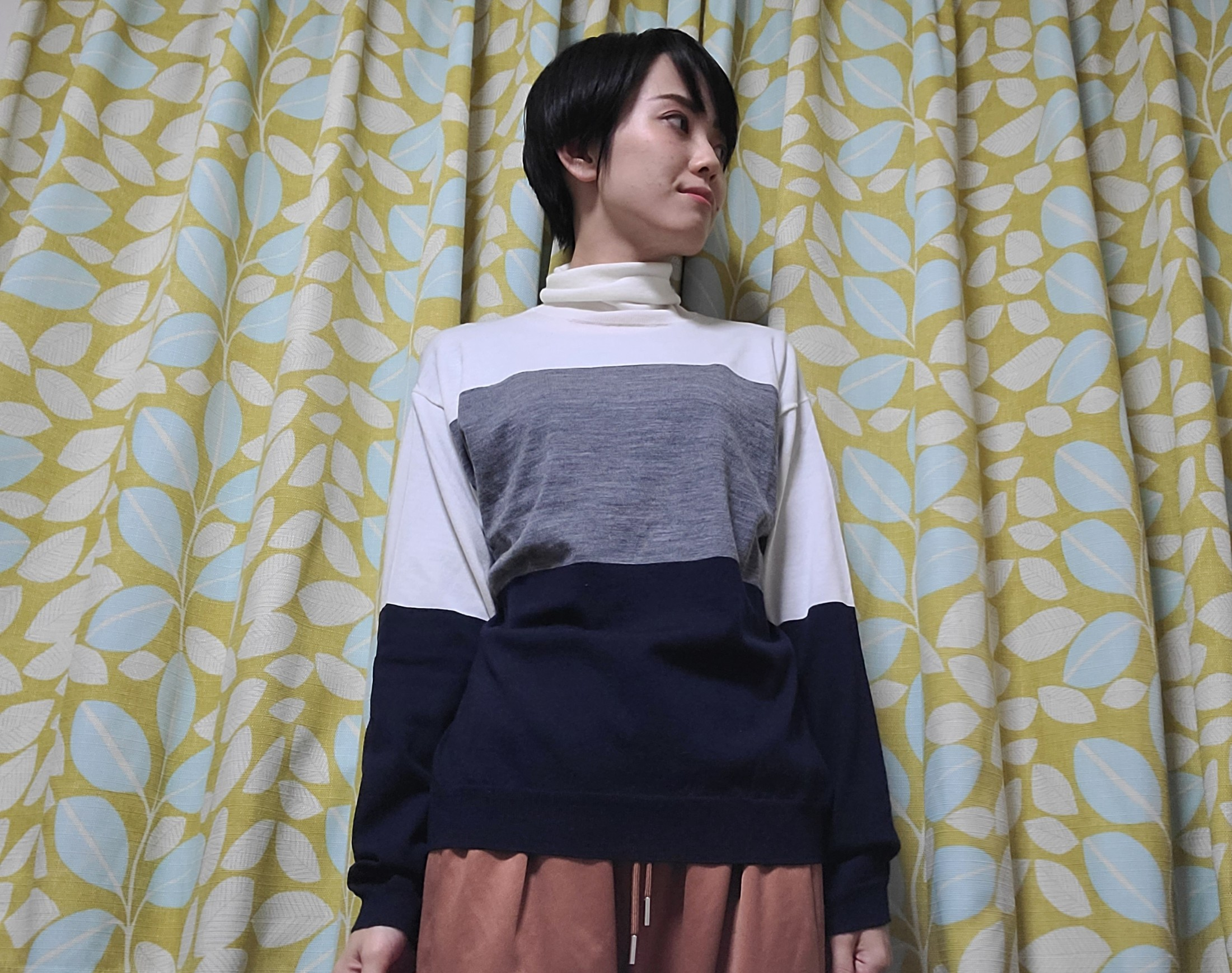 【ユニクロ+J】めちゃ使える!シンプルかわいいニット❤️_4