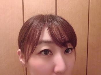 【セルフ前髪カット】ヒルナンデス!で栞里ちゃんも体験してた失敗しない切り方