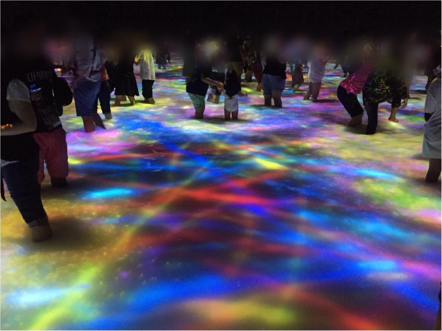 超体感・大型アトラクション‼️場内で湧き上がる大歓声が物語るデジタルアートの世界へ♬_7