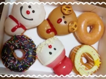 【一足先にクリスマス気分を】クリスピー・クリーム・ドーナツのBABY MERRY  Holidayがかわいすぎる!