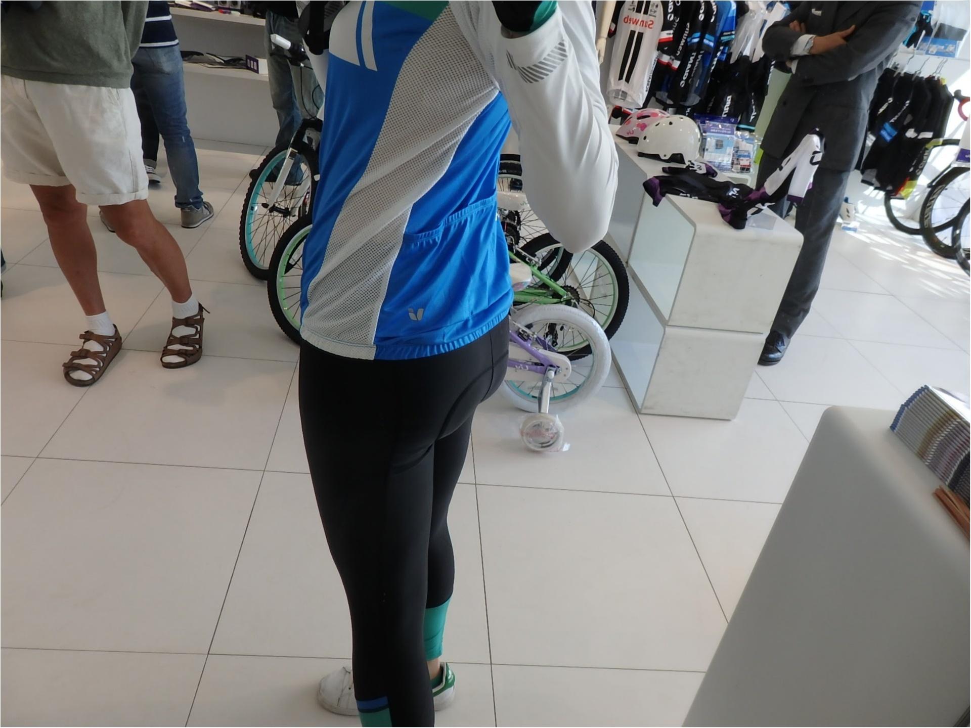 """世界初の女性向け自転車ブランド""""Liv""""でわくわくのウエア合わせ 【#モアチャレ あかね】_8"""