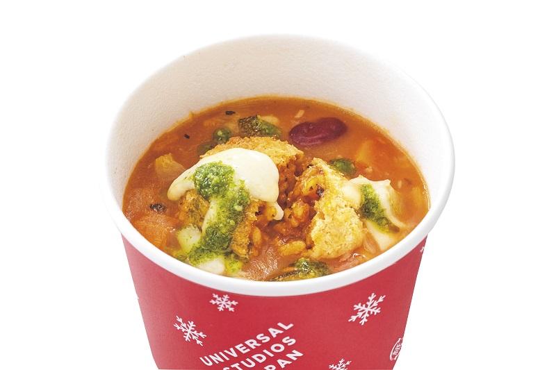 『USJ(ユニバーサル・スタジオ・ジャパン)』の2019クリスマスがスタート♡ 食べ歩きにおすすめの限定フードおすすめ8選!_9