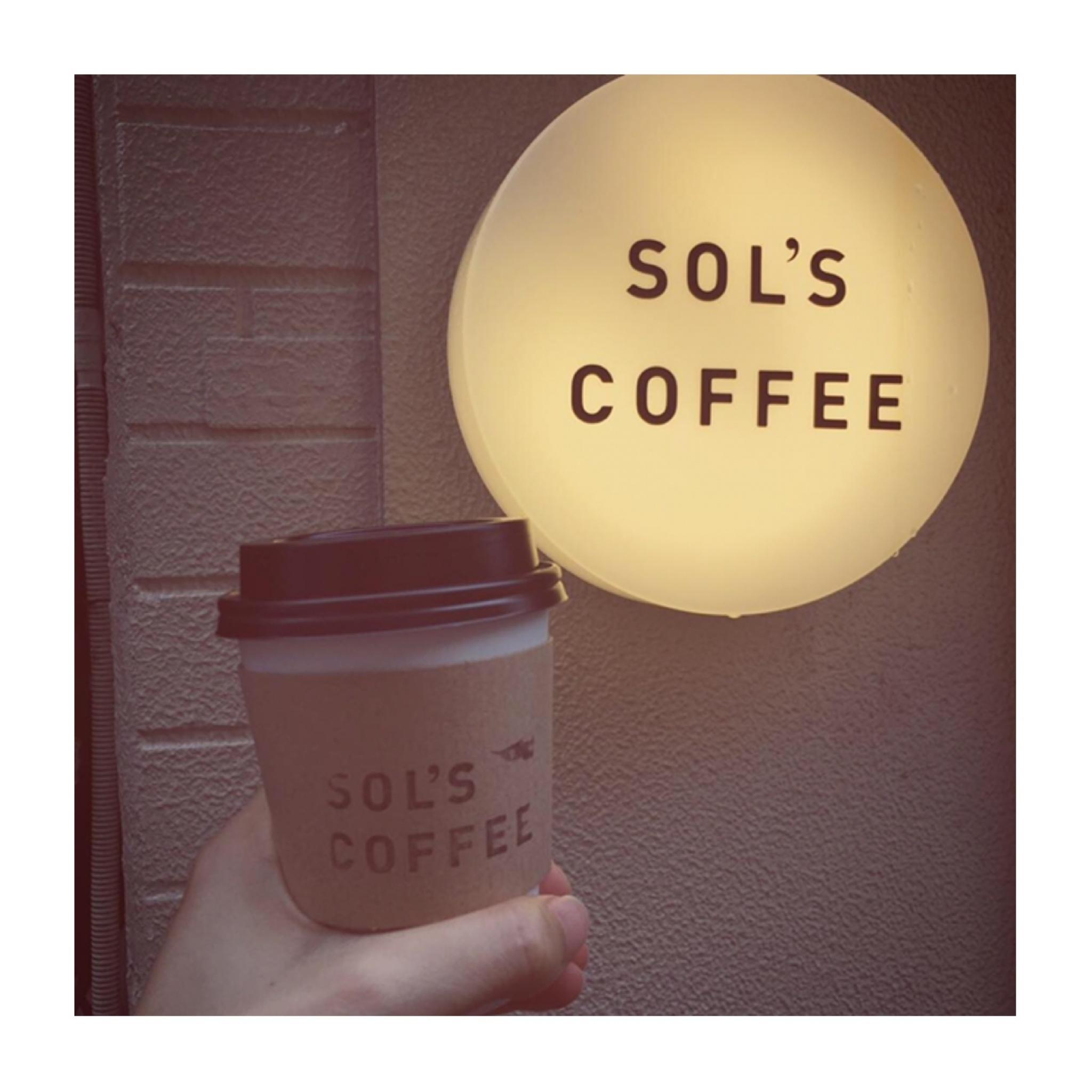 #15【#cafestagram】❤️:《東京•蔵前》身体にやさしいコーヒーを飲みに『SOL'S COFFEE』へ☻_5