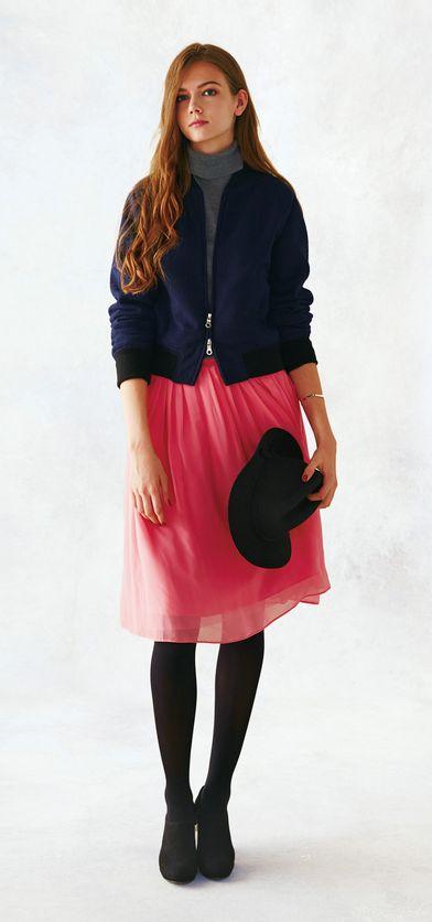 トレンチとスカートが超優秀。ウワサのブランド「セットプルミエ」って!?_2