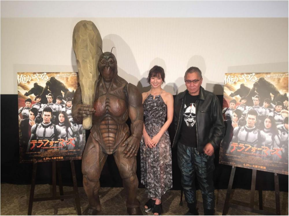 篠田麻里子出演!映画「テラフォーマーズ」完成直前イベントに行ってきました_1